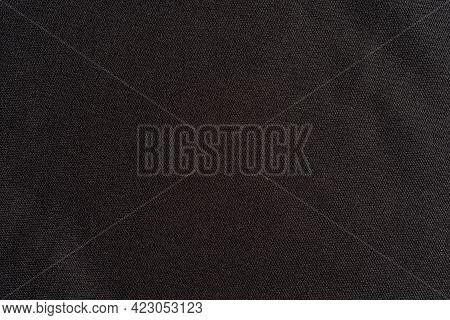 Black Fabric Cloth Texture Pattern Background Abstract Textured, Abstract Darkness Background, Black