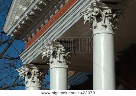 Historic Pillars