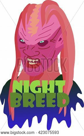 Night Breed Cult Horror Movie By Clive Barker