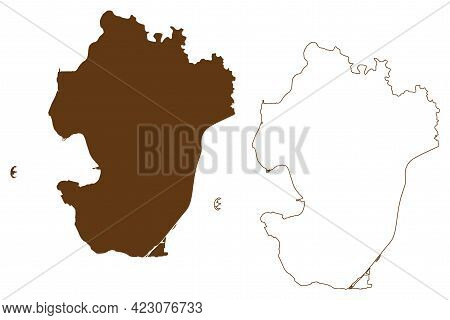 Dithmarschen District (federal Republic Of Germany, Rural District, Free State Of Schleswig-holstein