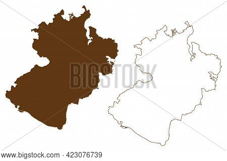 Herzogtum Lauenburg District (federal Republic Of Germany, Rural District, Free State Of Schleswig-h