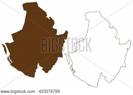 Pinneberg District (federal Republic Of Germany, Rural District, Free State Of Schleswig-holstein, S