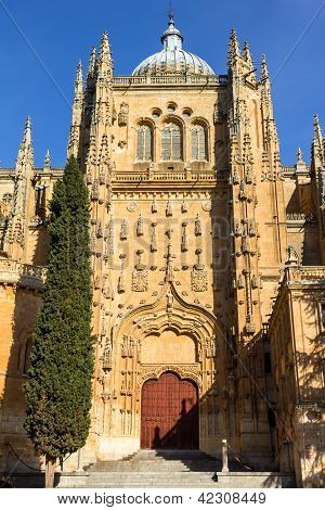 Salamanca Old Cathedral