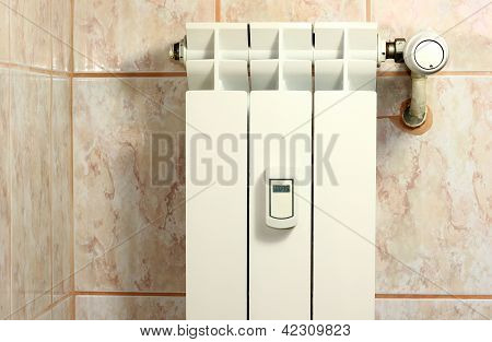 Small Wall Heater