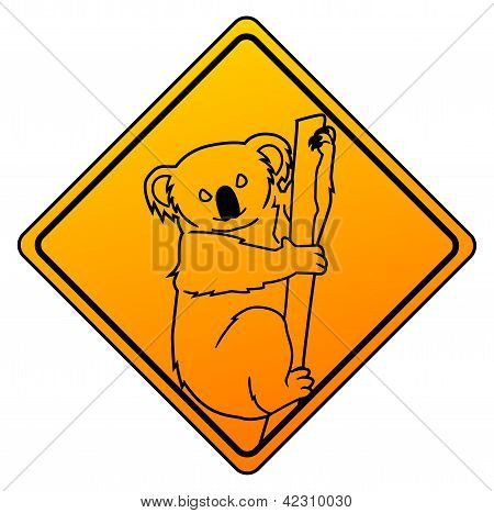 Koala symbool