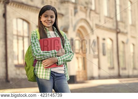 Find Your Perfect Book And Start Learning. Happy Kid Back To School. Learning Package. School Educat