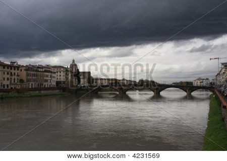 Storm Brewing Over Florence