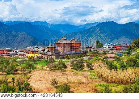 Bhimakali Temple Or Shri Bhima Kali Temple Is A Hindu Temple At Sarahan In Himachal Pradesh In India