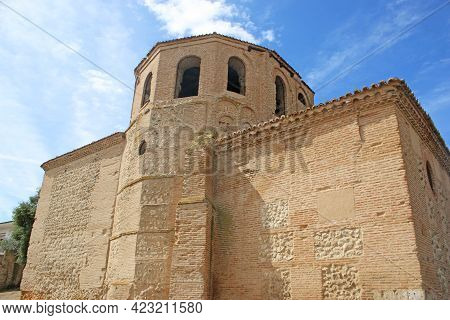 Church Of Saint Andres In Olmedo, Spain