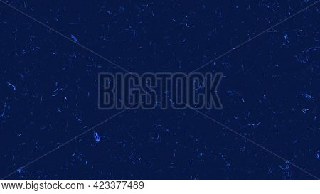 Background For Overlaying With Noise. Animation. Effect Of Cartoon Film With Dust Particles And Nois