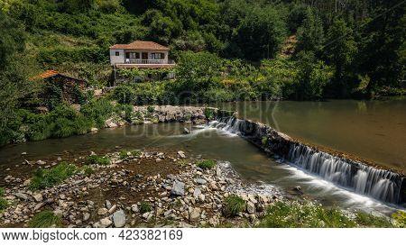 Senhora Do Salto Natural Park, Recarei, Portuga