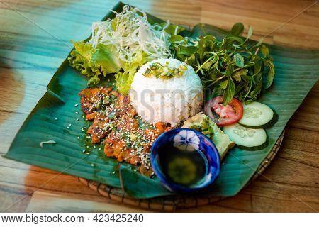 Delicious Vietnamese Food In Hue