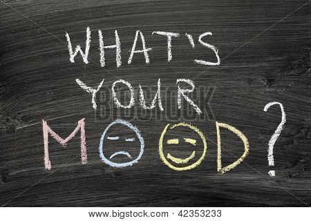 What's Your Mood