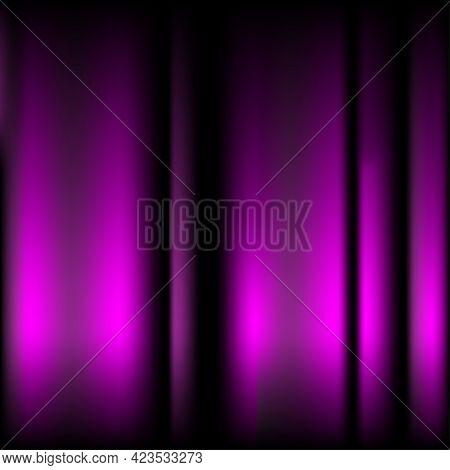 Stylish Purple Gradient Using As Background, Vector Illustration