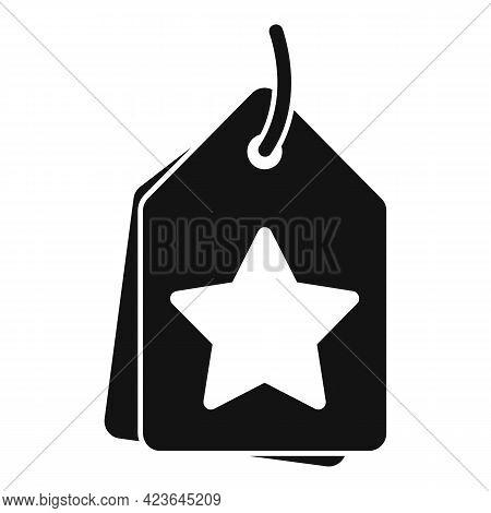Sale Bonus Tag Icon. Simple Illustration Of Sale Bonus Tag Vector Icon For Web Design Isolated On Wh