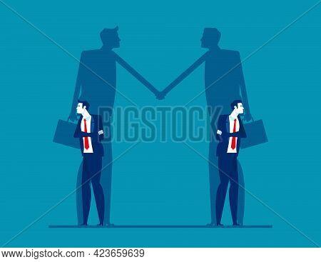 Business Conflicts But Also Cooperate With Each Other