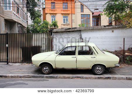 Dacia 1300 In Romania