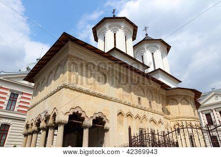 Bucharest - Coltea Church
