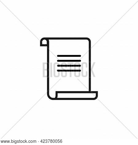 Contract Or Certificate Signing. Business Agreement Memorandum With Stamp Or Validation Seal. Legal