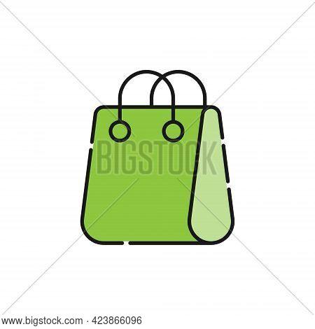 Shopping Bag icon. Shopping icon. Shopping Bag vector. Shop icon. Shopping Bag icon vector. Online Shopping icon. Online Shop icon. Shopping Bag icon logo template. Shopping Bag vector icon design for web icon, logo, sign, symbol, app UI.