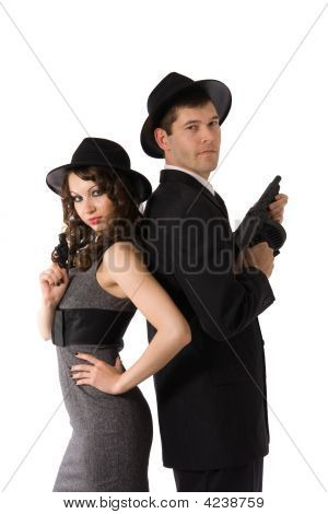 Mafia Couple