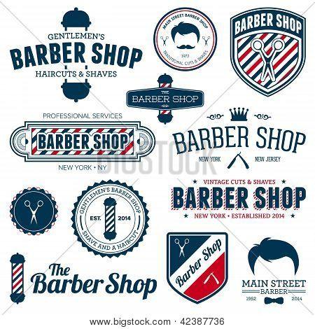 Barber Shop Graphics