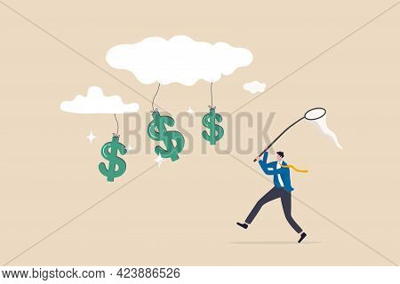 Cloud Investment, New Technology Using Cloud Computing Stock Rising Up And Gain More Profit In New N