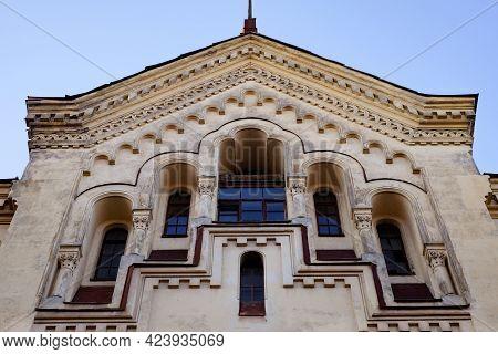 Swedish Lutheran Church Of Saint Catherine In Saint-petersburg, Russia