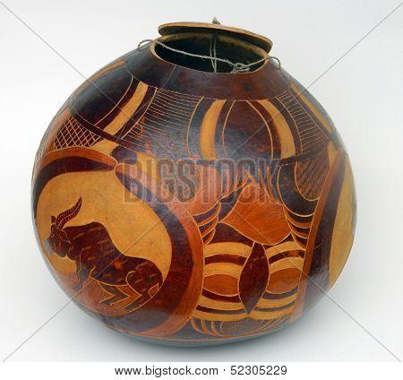 Mosaic Gourd