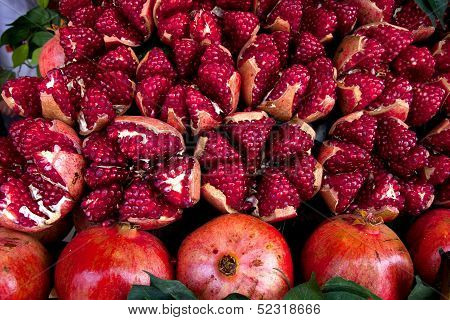 Pomegranates - Healthiest Superfood