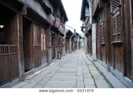 Ancient town in China