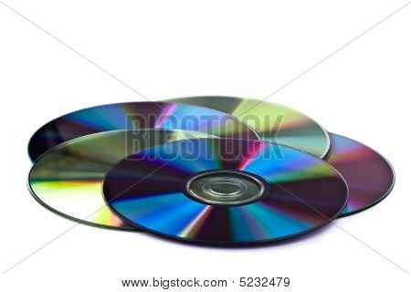 Five Compact Discs