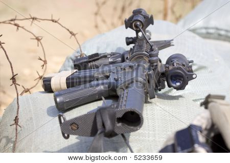 Usa Army Rifle