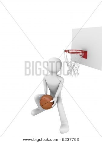 Basketball Slamdunk