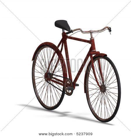 Rusty Bike