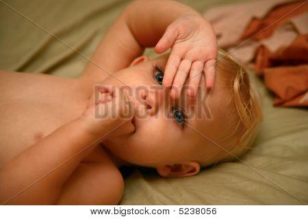 Baby Hiding