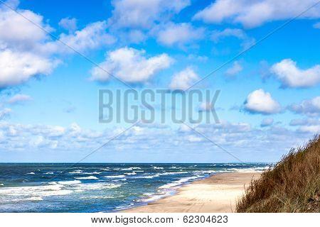 Baltic Sea Costline