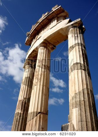 The tholos in Greece