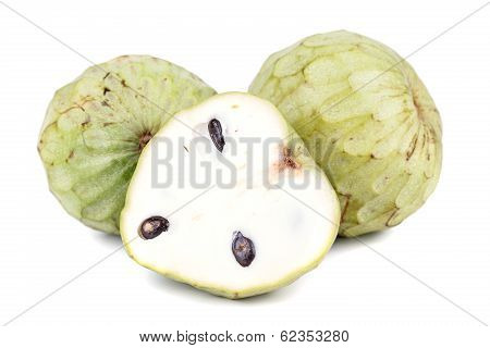Tropical Custard Apple Fruit