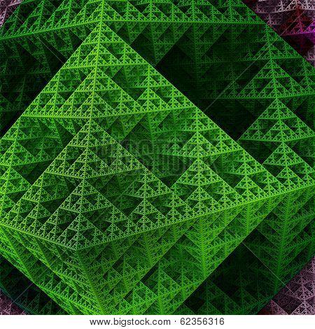 Sierpinski octahedron