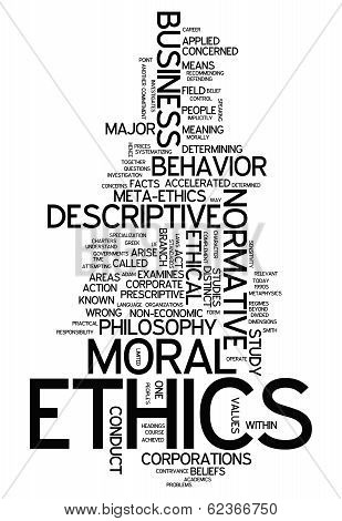 Word Cloud Ethics