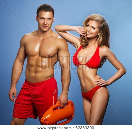 Sexy Smile Rescuers Of Water