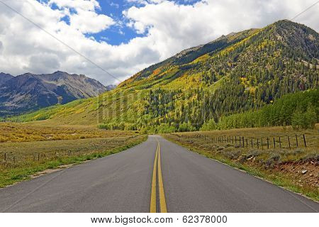 Touring America with Autumn Foliage