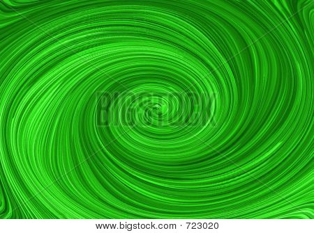 Big Green Twist