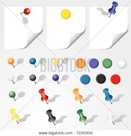 Color Pins