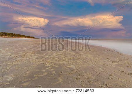 Sunset on Hilton Head Island