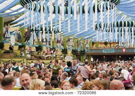 Spaten Octoberfest Tent