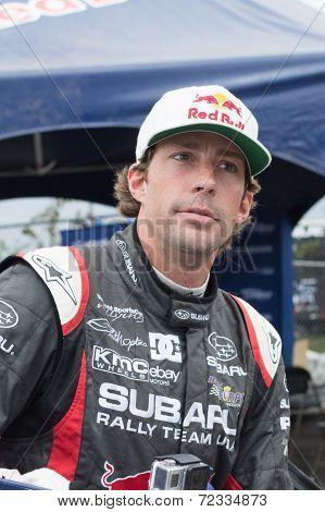 Travis Pastrana Rally Driver