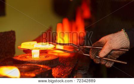 Hot Forging Production Line