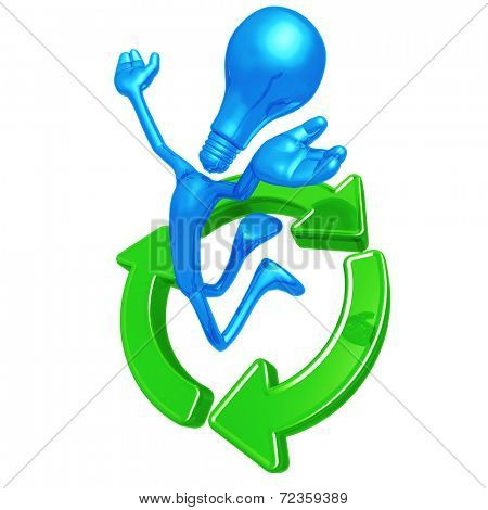 Recycling Idea Innovation